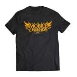 Toko Brother Store Kaos Distro Mobile Legend Yellow Black Premium Online Dki Jakarta