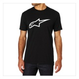 Spek Brother Store Kaos Distro Pria T Shirt Alpinestars Black Brother Store