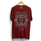 Review Terbaik Brother Store Kaos Distro Pria Terbaik Lahir Juni Abu Abu Premium