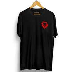 Brother Store Kaos Distro Skull USA Little Red Premium