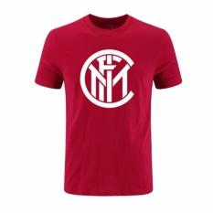 Jual Brother Store Kaos Distro T Shirt Inter Milan Logo Red Original