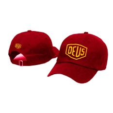 Brother Store Topi Baseball Logo Deus USA Yellow Premium