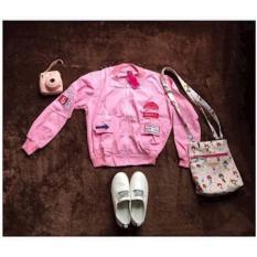Bruni Jacket Pink - Jkada2