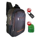 Harga Bruno Polo Tas Ransel 98101 18 Original Import Coffee Gembok Raincover Dan Spesifikasinya
