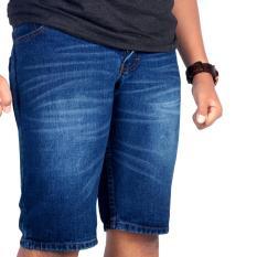 Bsg_Fashion1 Celana Jeans Denim Pendek Navy/Celana lepis/Celana Jeans Skinny Pria/Celana Panjang/ Celana Pria/Celana Casual/celana denim/celana jeans hitam/jeans polos /CELANA JEANS PENSIL GN 5360 Navy