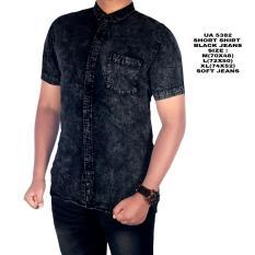 Harga Bsg Fashion1 Kemeja Jeans Hitam Lengan Pendek Kemeja Polos Kemeja Pantai Kemeja Pria Kemeja Batik Pria Kemeja Flanel Kemeja Man Kemeja Casual Kemeja Formal Kemeja Katun Kemeja Polos Kemeja Kotak Kotak Kemeja Distro Kemeja Hem Kemeja Batik Ua 5382 Lengkap