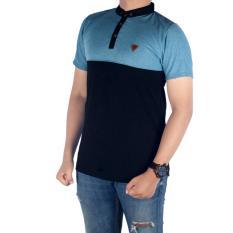 Harga Bsg Fashion1Kaos Polo Kerah Sanghai Tribal Murah Kaos T Shirt Kaos Distro T Shirt O Neck Kaos Polos Kaos Lengan Pendek T Shirt Raglan Kaos Oblong Kaos Pria Nr 5167 Biru Yang Bagus