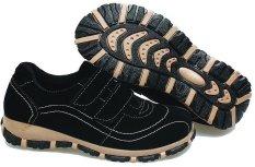 Harga Bsm Soga Bag 720 Sepatu Low Cut Sneaker Anak Laki Laki Syntetic Keren Hitam Satu Set