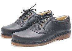 Promo Bsm Soga Bfh 240 Sepatu Klasik Pantofel Formal Kerja Pria Kulit Asli Elegan Hitam Jawa Barat