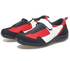 Spesifikasi Bsm Soga Bin 381 Sepatu Low Cut Sneaker Anak Laki Laki Syntetic Keren Hitam Kombinasi Bsm Soga