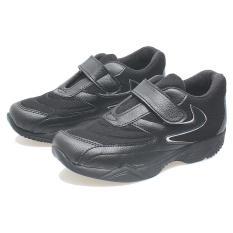 Bsm Soga Blg 779 Sepatu Anak Laki-Laki - Bahan Synth - Lucu Dan Keren(Hitam)