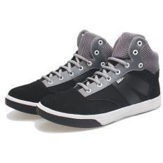 Spesifikasi Bsm Soga Sepatu Casual Sneakers Skaters Sekolah Kuliah Kerja Distro Blg219 Hitam Murah Berkualitas
