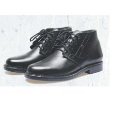 Ulasan Tentang Bsm Soga Sepatu Formal Pantofel Boots Kulit Asli Pdh Pdl Kerja Kantor Pria Bpa220 Boots Formal Leather Hitam
