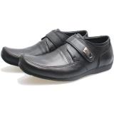 Jual Bsm Soga Sepatu Formal Pantofel Kantor Kerja Pria Kulit Asli Elegant Bsm485 Hitam Ori