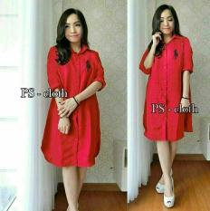 BT9590 Red Pollo Tunik