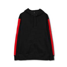 Beli Bts Anti Peluru Ayat Yang Sama Longgar Berkerudung Pullover Sweater Hitam Ditambah Beludru Baju Atasan Sweter Pria