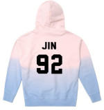 Promo Bts Gradien Warna Anti Peluru Ayat Yang Sama Lindung Nilai Sweater Jin Jin