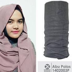 Harga Buff Ck Bandana 1402003P Masker Multifungsi Motif Abu Polos Branded