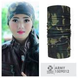 Spesifikasi Buff Ck Bandana 1509012 Masker Multifungsi Motif Army Yang Bagus