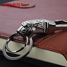 Review Toko Bisnis Klasik Pria Gantungan Kunci Hadiah Car Key Ring Holder Perhiasan Gantungan Kunci Kualitas Kelas Tinggi Tas Liontin Silver Intl Online