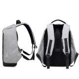 Beli Business Laptop Backpacks Anti Thief Waterproof Resistant Travel Bag Backpack Gy Intl Playshopnie Asli