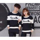 Toko Butikonline83 Kaos Couple Lengan Panjang Baju Kapel Baju Kembar Sama Capel Copel Terdekat