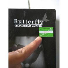 Butterfly Asli Berkode Celana Dalam Hernia Magnetik Tanpa Operasi / Mengobati Turun Berok