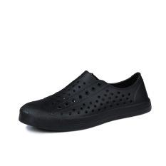 Harga Byl Warna Solid Ringan Lembut Bernapas Pantai Sepatu Sepatu Berlubang Hitam Other Ori
