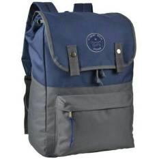 Spesifikasi Montaza Tas Ransel Laptop Kasual Dac Backpack Navy Grey Pria Wanita Bag 884 Gear Lengkap