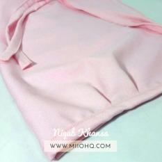 Cadar Tali Niqab Niqob Wolfis Wolpeach Kualitas Premium untuk muslim wanita cocok gamis muslim