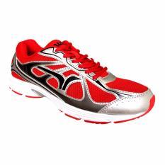 Harga Calci Running Shoes Sepatu Lari New York M Red New