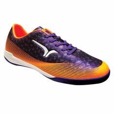 Beli Calci Sepatu Futsal Conquest Purple Orange Calci Murah