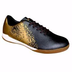 Harga Calci Sepatu Futsal Empire Black Gold Calci Terbaik