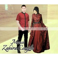 Callie Shop Couple Brukat Zahira Marun