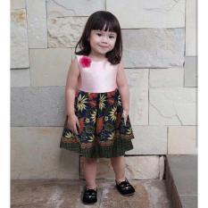 Callie Shop Dress Anak Batik Gempi
