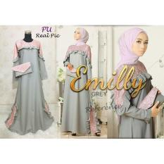 Pusat Jual Beli Callie Shop Maxi Emily Abu Dki Jakarta