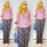 Review Callie Shop Setelan Kulot Carmel Pink Callie Shop Di Dki Jakarta