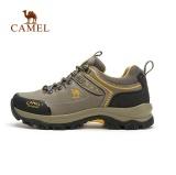 Harga Sepatu Hiking Unta For Pria Anti Licin Dan Tahan Lama For Kegiatan Outdoor Kuning Intl Origin