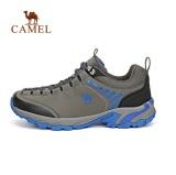 Jual Camel Men S Outdoor Fashion Kenyamanan Bernapas Anti Penyaradan Hiking Sepatu Abu Abu Intl Import