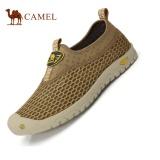 Harga Camel Men S Outdoor Leisure Kering Cepat Berjalan Sepatu Kuning Intl Yang Murah