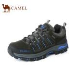 Jual Beli Online Camel Men S Outdoor Sport Sepatu Pasangan Lace Up Hiking Sepatu Abu Abu Intl