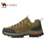 Jual Beli Online Camel Men S Outdoor Sport Sepatu Pasangan Lace Up Hiking Sepatu Khaki Intl
