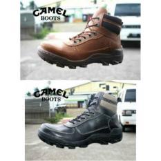 Camel Regio Original Cloth / Sepatu Boot Safety / Grosir Sepatu Boot