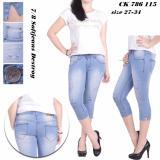 Capripant 7 8 Jeans Celana Jeans Ck 786 115 S Promo Beli 1 Gratis 1