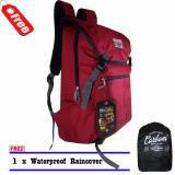 Spesifikasi Carboni Tas Ransel Semi Carrier Ra0059 Original Red Raincover Merk Carboni
