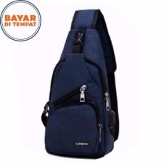 Harga Carboni Waistbag 2 In 1 Aa00023 10 Ransel Tali Satu Dan Ransel Tali Dua Blue Dan Spesifikasinya
