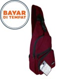 Top 10 Carboni Waistbag Ransel Tali Satu Aa00023 10 Dobel Fungsi Red Online