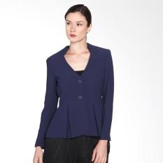 Cardinal Femme DAAX004.02A Office Wear Original Blazer - Biru