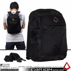 Jual Carion Tas Mini Trifungsi Backpack Sling Bag Handbag 335 Bs Baru