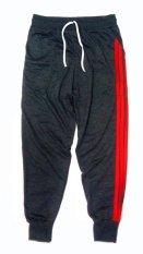 Dapatkan Segera Carllton Okechuku Jogger Training Pants Dark Grey